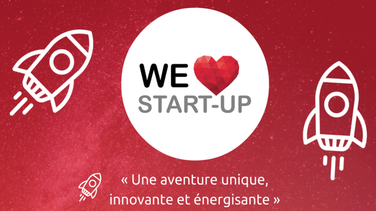 We Love Start-Up